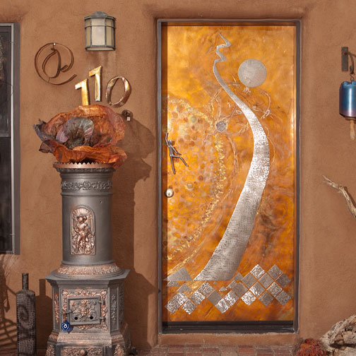 Wall Metal Art by Banet
